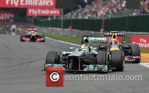 Nico Rosberg and Mercedesgp