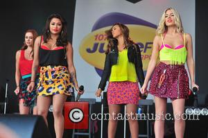 The Saturdays - The Saturdays performed at the Liverpool international music festival, which has seen some of the biggest popstar...