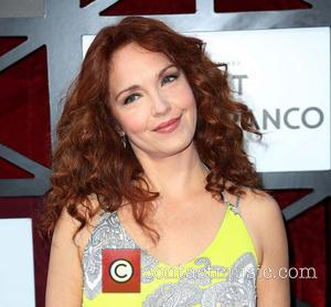 Amy Yasbeck - attends COMEDY CENTRAL Roast of James Franco at Culver Studios - Los Angeles, CA, United States -...