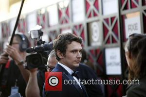 James Franco - attends COMEDY CENTRAL Roast of James Franco at Culver Studios - Los Angeles, CA, United States -...