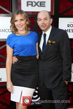 June Diane Raphael and Paul Scheer - attends COMEDY CENTRAL Roast of James Franco at Culver Studios - Los Angeles,...