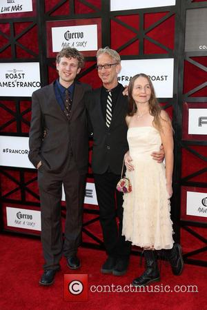 Lucas Dick, Andy Dick and Lena Sved