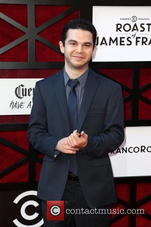 Samm Levine - attends COMEDY CENTRAL Roast of James Franco at Culver Studios - Los Angeles, CA, United States -...