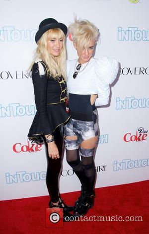 Miriam Nervo and Olivia Nervo - In Touch the sixth annual ICONS & IDOLS event at Finale in New York...