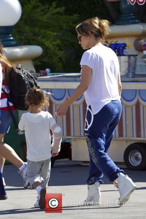 Jennifer Lopez and Maximilian Muniz