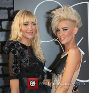 Miriam Nervo and Olivia Nervo - 2013 MTV Music Awards held at the Barclays Center - Arrivals - Brooklyn, New...