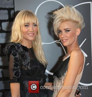 Miriam Nervo and Olivia Nervo - 2013 MTV Music Awards held at the Barclays Center - Arrivals - Brooklyn, New...