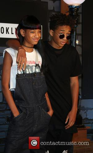 Willow Smith and Jaden - 2013 MTV Music Awards held at the Barclays Center - Arrivals - New York City,...
