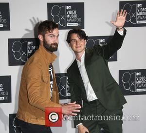 Ezra Koenig, Christopher Tomson and Vampire Weekend