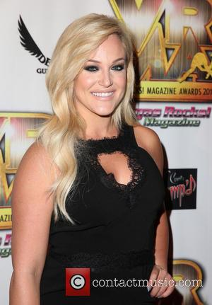 Lacey Schwimmer - The Fourth Annual VEGAS ROCKS Magazine Music Awards - Las Vegas, NV, United States - Sunday 25th...