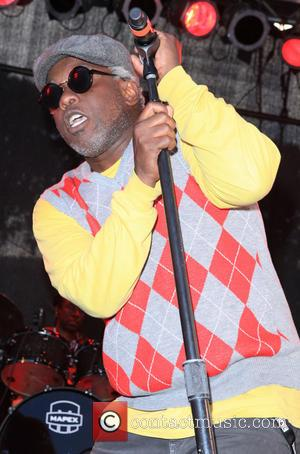 Corey Glover and Living Colour
