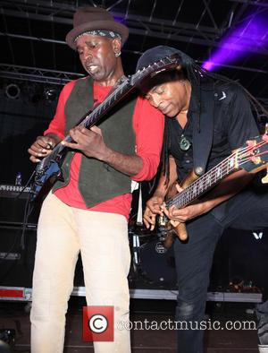 Vernon Reid, Doug Wimbish and Living Colour