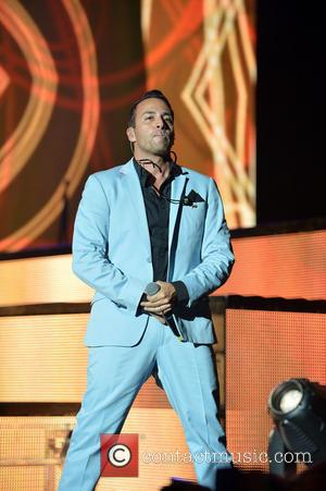 Howie Dorough - perform at Cruzan Amphitheater - West Palm Beach, FL, United States - Monday 26th August 2013