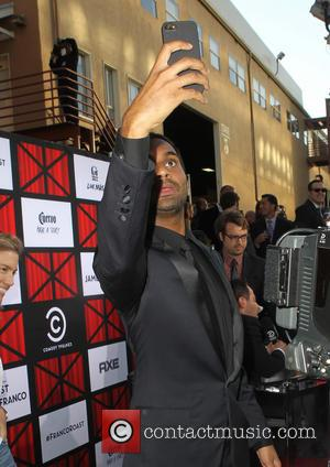 Aziz Ansari - The Comedy Central Roast Of James Franco Held at Culver Studios Culver City - Culver City, California,...