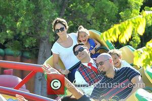 Jennifer Lopez, Jlo, Emme Maribel Muniz and Maximilian David Muniz