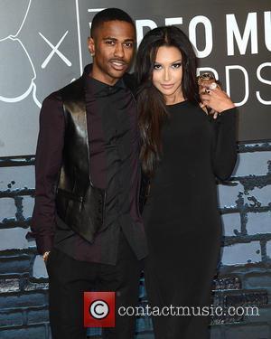 Big Sean and Naya Rivera - The 2013 MTV Video Music Awards - New York, NY, United States - Monday...