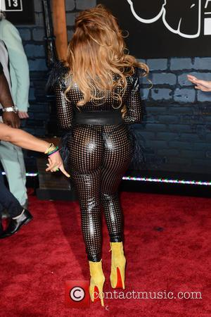 Lil Kim - The 2013 MTV Video Music Awards - New York, NY, United States - Monday 26th August 2013