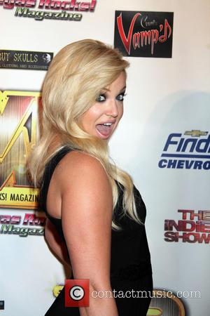 Lacey Schwimmer - 4th Annual Vegas Rocks! Magazine Awards held at The Joint Inside Hard Rock Hotel and Casino in...