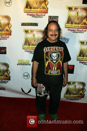 Ron Jeremy - 4th Annual Vegas Rocks! Magazine Awards held at The Joint Inside Hard Rock Hotel and Casino in...
