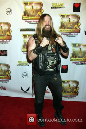 Zakk Wylde - 4th Annual Vegas Rocks! Magazine Awards held at The Joint Inside Hard Rock Hotel and Casino in...