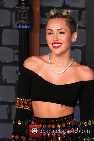 Miley Cyrus - vmas awards ny