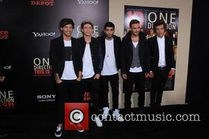 One Direction, Zayn Malik, Harry Styles, Louis Tomlinson, Liam Payne and Niall Horan