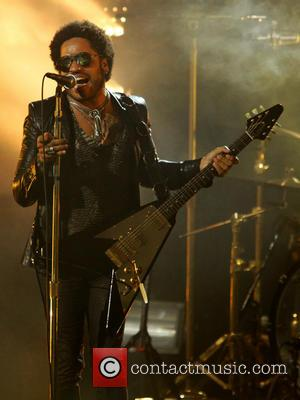 Lenny Kravitz - The Opening Night concert for the 2013 US Open Tennis Tournament, at the Billie Jean King Tennis...