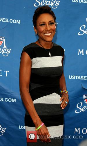 Robin Roberts - 13th Annual USTA Serves Opening Night Gala at USTA Billie Jean King National Tennis Center - New...