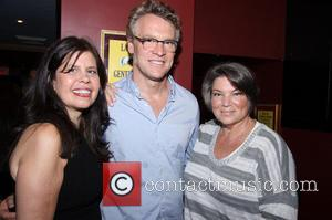 Dayle Reyfel, Tate Donovan and Mindy Cohn