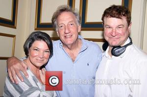 Mindy Cohn, Alan Zweibel and Robert Wuhl