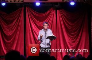 Tate Donovan - Celebrity Autobiography: The Next Chapter, held at the Triad Theatre-performance. - New York, NY, United States -...