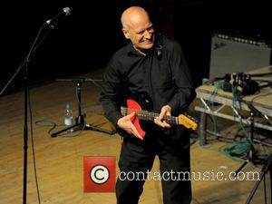 Wilko Johnson - Wilko Johnson performs at the Colne Blues Festival - Colne, United Kingdom - Tuesday 27th August 2013