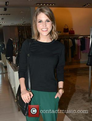 Amy Huberman - Designers and Guests attend the Evening Reception for CREATE 2013 at Brown Thomas, - Dublin, Ireland -...