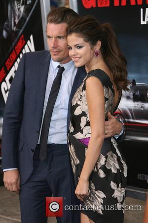 Ethan Hawke and Selena Gomez