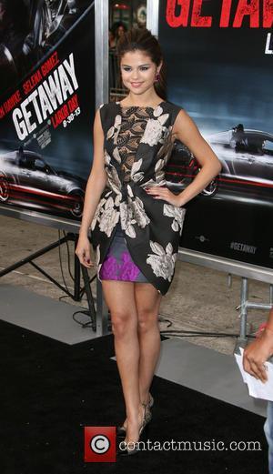 Selena Gomez and Director Courtney Solomon
