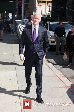 Anderson Cooper, The Late Show With David Letterman, Ed Sullivan Theatre