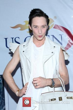 Johnny Weir - usta night gala ny