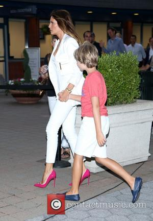 Melania Trump - the 13th Annual USTA Serves Opening Night Gala at USTA Billie Jean King National Tennis Center on...