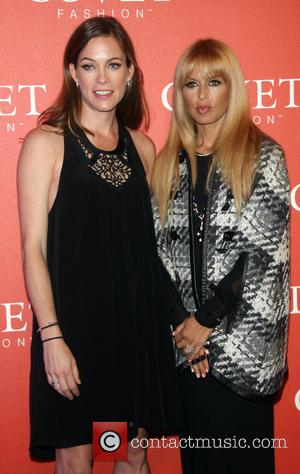 Rachel Zoe and Blair Ethington