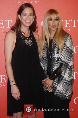 Blair Ethington and Rachel Zoe