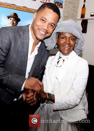 Cuba Gooding Jr. and Cicely Tyson