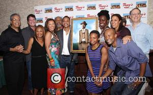 Cuba Gooding and The Cast Of The Trip To Bountiful
