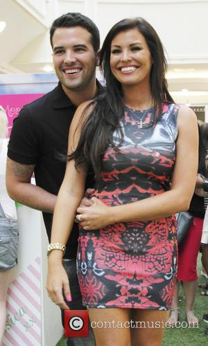 Jessica Wright and Ricky Rayment