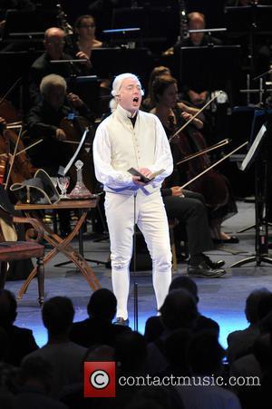 Albert Hall and Mark Padmore