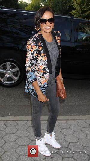 Selita Ebanks - Celebrities attend the 2013 US Open at USTA Billie Jean King National Tennis Center - New York...