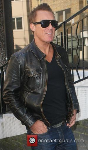 Martin Kemp - Celebrities outside the Soho Hotel - London, United Kingdom - Wednesday 28th August 2013