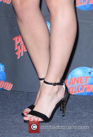 Jillian Rose Reed and Shoes