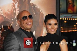 Vin Diesel and Paloma Jimenez