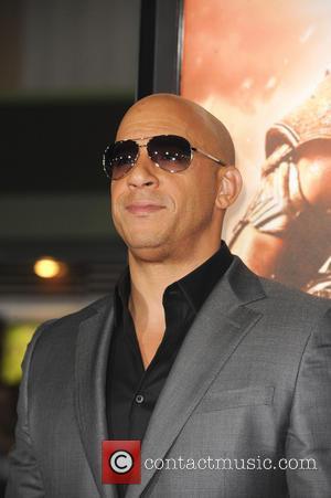 Vin Diesel, Riddick Premiere