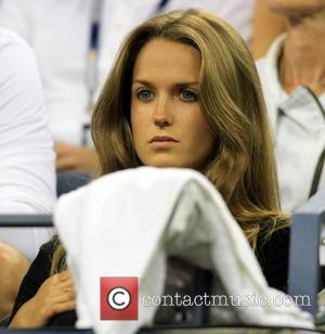 Kim Sears - Kim Sears watches boyfriend Andy Murray competing at the 2013 US open - New York City, NY,...